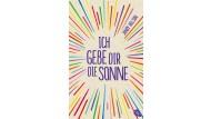 """Jandy Nelson: """"Ich gebe dir die Sonne"""". Aus dem Englischen von Catrin Frischer. Verlag cbt, München 2016. 480 S., geb., 17,99 €. Ab 14 J."""