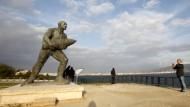 Gedenkstätte für türkische Soldaten in Gallipoli