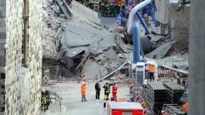 Fehler beim U-Bahn-Bau Ursache für Kölner Archiveinsturz