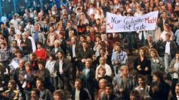 Die verachtete Bevölkerung der DDR