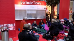 Berlinale-Fans sind kritisch