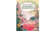 """J. R. R. Tolkien: """"Der Schmied von Großholzingen"""". Aus dem Englischen von Karl A. Klever und Lisa Kuppler. Verlag Klett-Cotta, Stuttgart 2016. 248 S., geb., 14,95 €. Ab 6 J."""