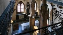 Kreuzgang der alten Philipps-Universität in Marburg