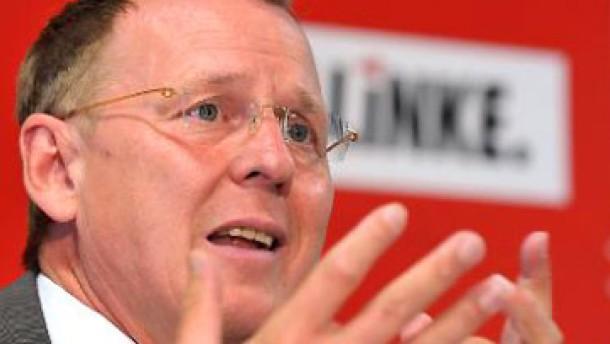 Linke-Führung kritisiert Ramelows Machtverzicht