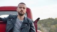 Pick-up-Artist? Justin Timberlake mitsamt rustikalem Gefährt