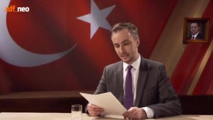 Türkei fordert Strafprozess gegen Böhmermann