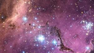 Das Universum auf der Waage