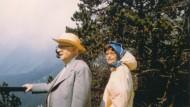 Endlose Sommerfrische: Theodor W. und Gretel Adorno1963 in Sils Maria