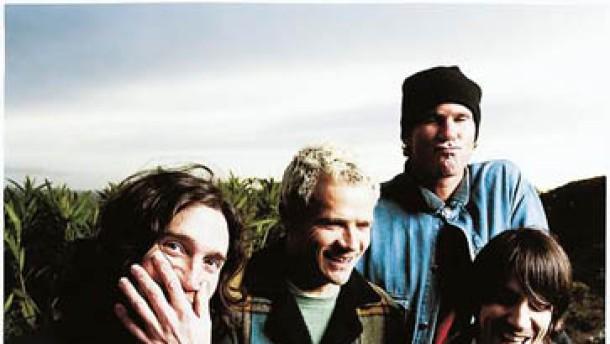 Mild-aromatisch: Die neue CD der Red Hot Chili Peppers