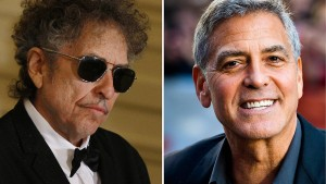Clooney und Dylan verfilmen Baseball-Roman