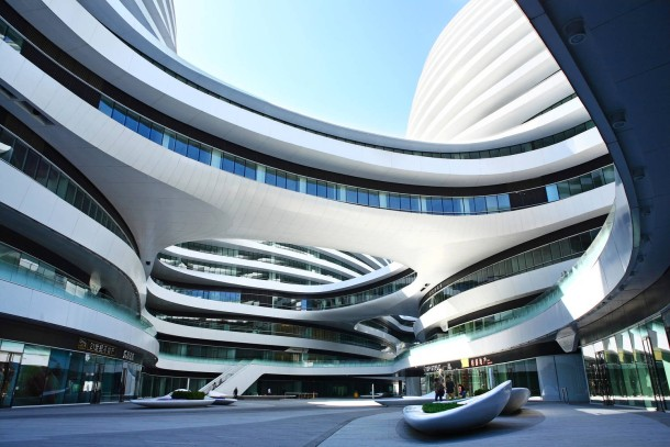 Die Gebude Der Zaha Hadid Interiors Inside Ideas Interiors design about Everything [magnanprojects.com]
