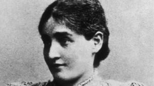 """Bertha Pappenheim: """"Mir ward die Liebe nicht"""""""