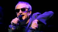 Donald Fagen, im vergangenen Jahr bei einem Konzert in Las Vegas
