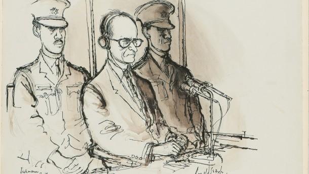 In der Sache Adolf Eichmann