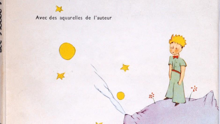 """Einsamer Spitzenreiter, wenn es um Übersetzungen geht: """"Der kleine Prinz""""."""