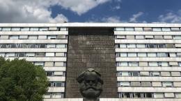 Chemnitz in echt und in Farbe