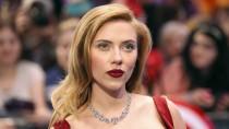 """Auch von ihr landeten private Aufnahmen im Netz: Scarlett Johansson, aktuell mit """"Lucy"""" im Kino"""
