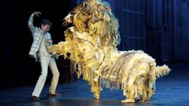 Mit dem Löwenmut der Liebe