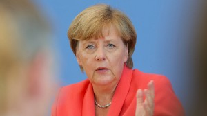 Wie weiland Helmut Kohl