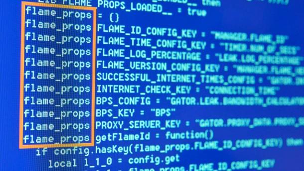 Neuer Computervirus Flame breitet sich offenbar schon seit Jahren im Nahen Osten aus
