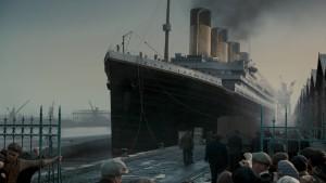 An Bord dieses Schiffs war die ganze Menschheit