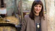 Uljana Wolf, Preisträgerin des Adelbert-von-Chamisso Preises 2016.
