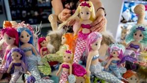 Schminktipps für Meerjungfrauen