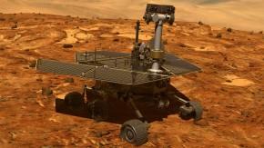 Marsrover Opportunity: Natur und Wissenschaft, Weltraum
