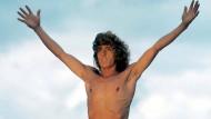 """""""So etwas passiert, wenn der Ausgangspunkt eine Trümmerbrache ist"""": Roger Daltrey 1975 in """"Tommy"""""""