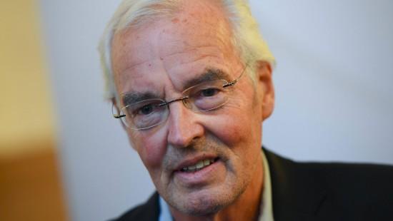 Preisträger Bodo Kirchhoff im Gespräch