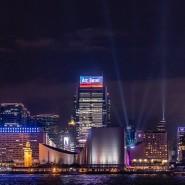 2019 strahlte die Art Basel Hong Kong noch über der Stadt