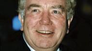 Albert Finney, geboren am 9. Mai 1936 in Salford, England, gestorben am 7. Februar 2019 in London
