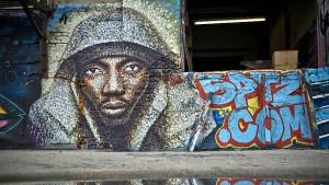 Teure Graffiti