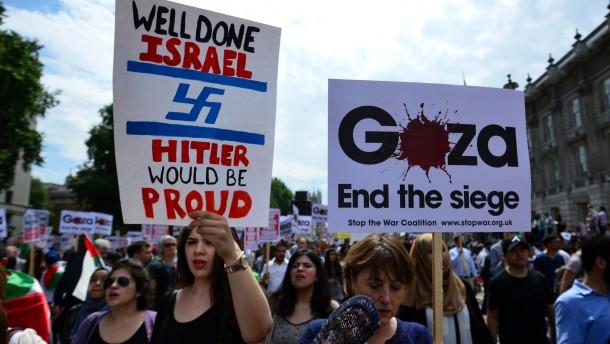 Der wehrhafte Jude als Dorn im Auge