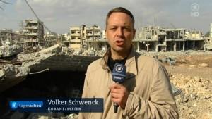 ARD-Korrespondent Volker Schwenck in der Türkei festgesetzt