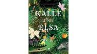 """Jenny Westin Verona, Jesús Verona: """"Kalle und Elsa"""". Aus dem Schwedischen von Karl-Axel Daude. Bohem Press, Affoltern 2018. 32 S., geb., 16,95 Euro. Ab 3 J."""