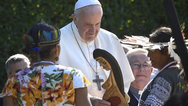 Päpstlicher als der Papst