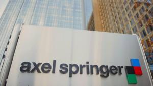 KKR steigt bei Axel Springer ein