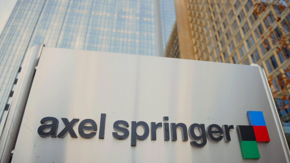 Springer-Zentrale in Berlin