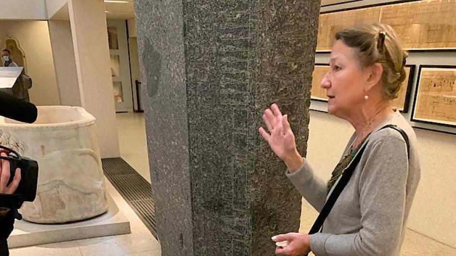 Entweihung Der Kultur Vandalismus Auf Der Museumsinsel