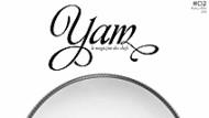 """Die aktuelle Ausgabe von """"Yam. Le magazine des chefs"""""""