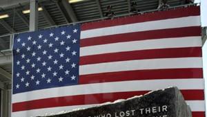 Grundsteinlegung auf Ground Zero als Wendepunkt gefeiert