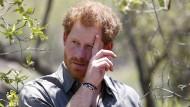 Haltung wahren ist gut, aber nicht um jeden Preis: Prinz Harry ist England ein Vorbild.