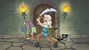 Bart Simpson ist jetzt Prinzessin