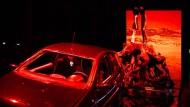 """Verzweifelte Visionen: Szene aus Robert Borgmanns Inszenierung von Sarah Kanes """"Gier"""""""