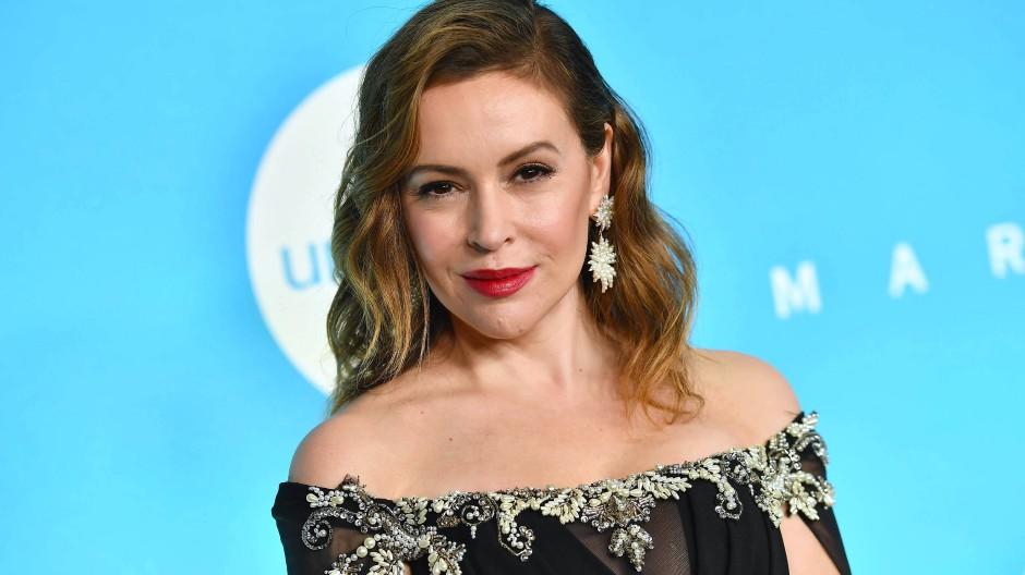 Schauspielerin Alyssa Milano hat zum Sexstreik aufgerufen.