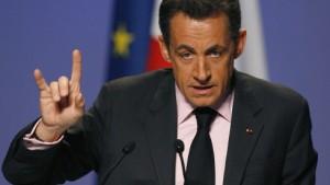 Der französische Präsident klagt beim Strafgericht