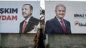 Erdogan gegen Erdogan