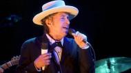 Erhält, wenn nichts dazwischen kommt, doch noch sein Diplom: Bob Dylan