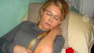 Behandlung durch deutschen Arzt in Charkiw geplant